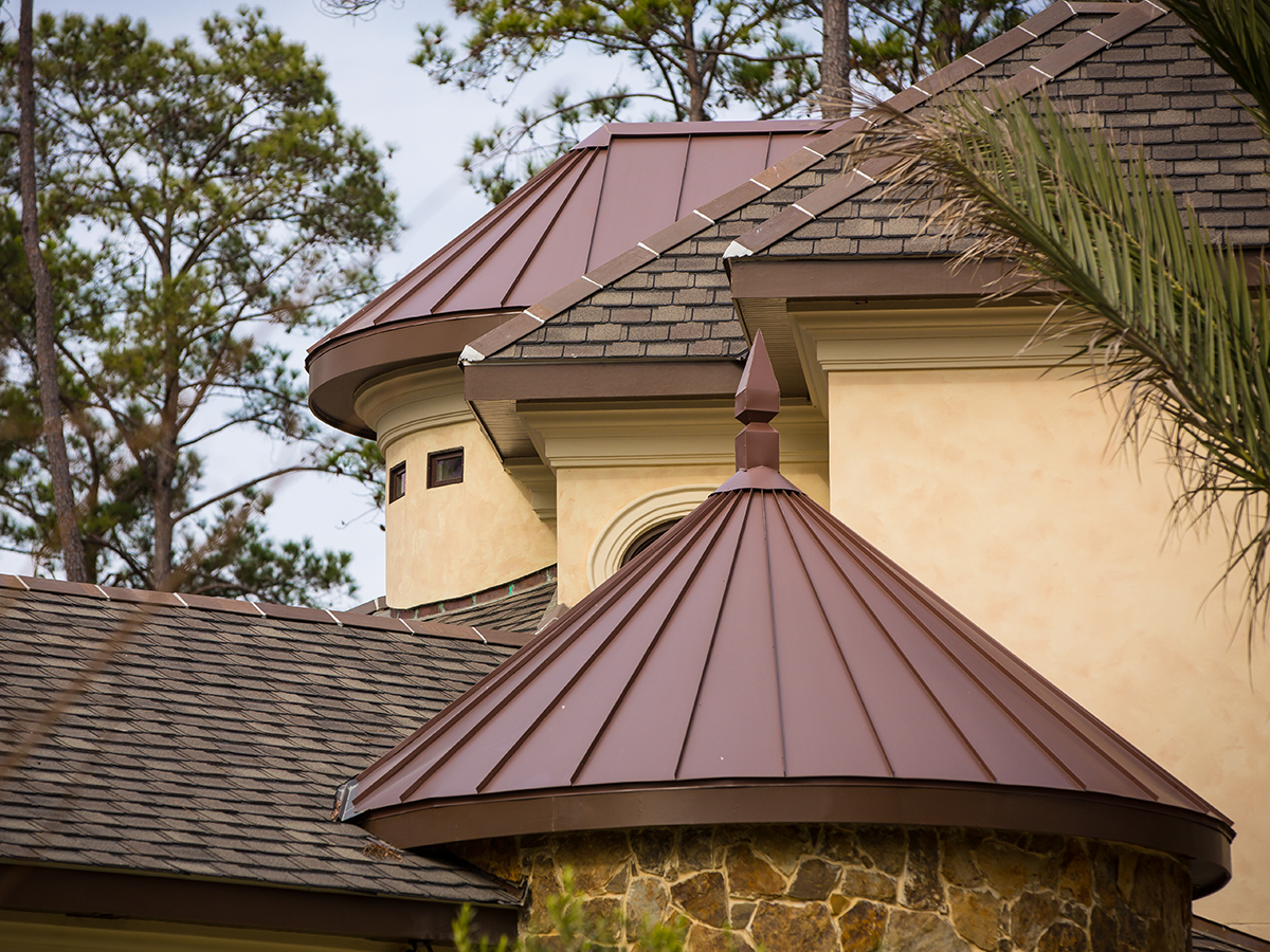 Nice Metal Roofing Repair And Installation Baton Rouge | Gutters Louisiana