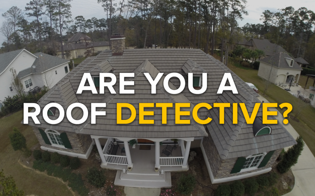 Are You a Roof Detective?